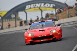 #65 Ferrari 550 Maranello Prodrive: Max Girardo