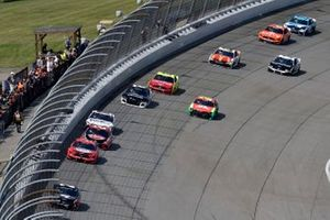 Matt DiBenedetto, Wood Brothers Racing, Ford Mustang Master Tech/Quick Lane