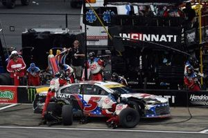 Kyle Larson, Hendrick Motorsports, Chevrolet Camaro Cincinnati