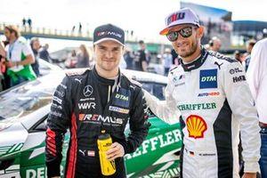 Lucas Auer, Mercedes AMG Team Winward, Marco Wittmann, Walkenhorst Motorsport