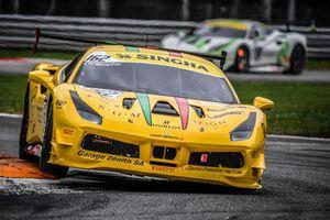 #162 Ferrari 488, Team Zenit Sion - Lausa: Christope Hurni
