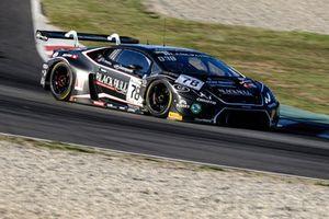 #78 Barwell Motorsport Lamborghini Huracan GT3: Leo Matchitski, Jeroen Bleekemolen, Richard Abra