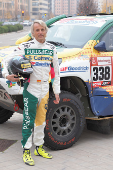 Jesús Calleja, Overdrive Team