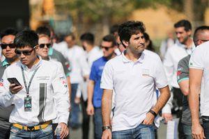 Sérgio Jimenez, Jaguar Brazil Racing, Yaqi Zhang, Team China
