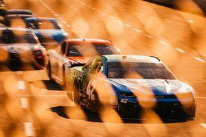 Kyle Larson, Chip Ganassi Racing, Chevrolet Camaro First Data/Clover
