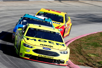 Ryan Blaney, Team Penske, Ford Fusion Menards/Moen
