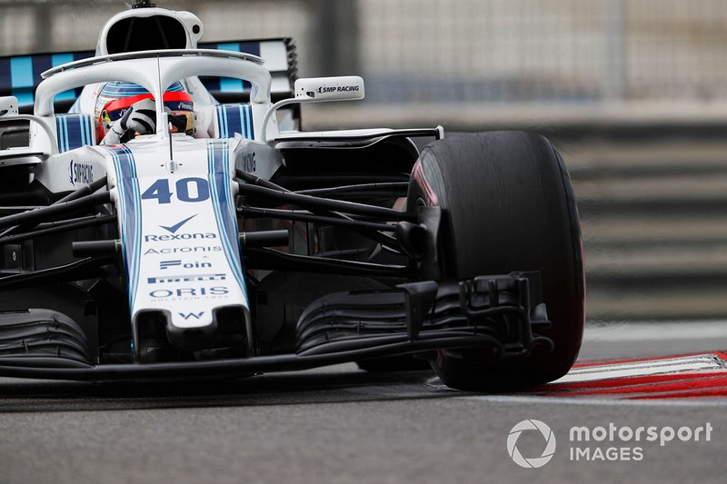 Роберт Кубіца, Williams FW41