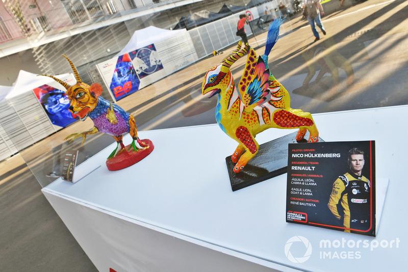 Гран Прі Мексики: статуетки