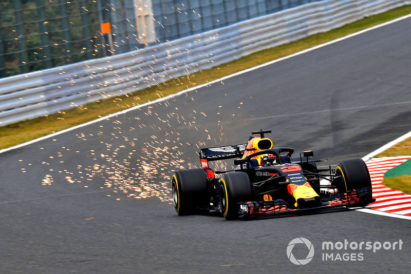 4. Daniel Ricciardo, Red Bull Racing RB14