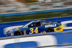 Michael McDowell, Front Row Motorsports, Ford Fusion Speedco/Rotella