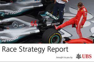James Allen, Report Strategie - GP di Russia