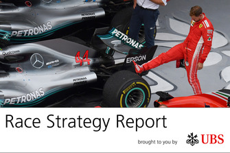 James Allen Race Strategy Report - Russian GP