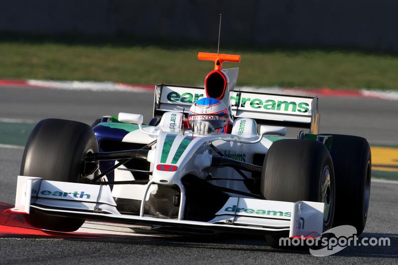 2008: Honda