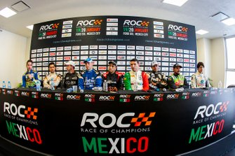 Los pilotos del ROC México