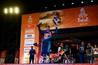 WALKNER Matthias (aut); KTM; KTM Factory Team; Moto; podium
