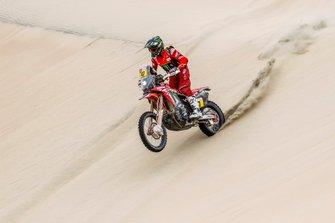 #47 Monster Energy Honda Team Honda: Кевін Бенавідес