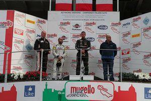 Podio SGTCup Gara 1: Pietro Perolini, Antonelli Motorsport, Sartori-Di Fant, Antonelli Motorsport