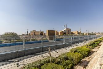 Presentación de la pista 'Saudia' Ad Diriyah E-Prix