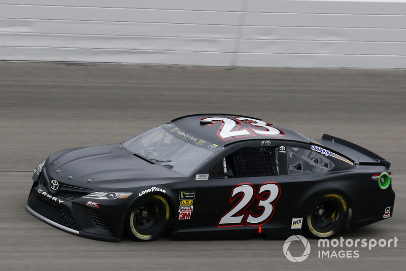 36. J.J. Yeley, BK Racing, Toyota Camry BK Racing