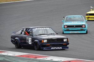 NISSAN HISTORIC CAR EXHIBITION RACE