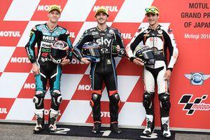 Fabio Quartararo, Speed Up Racing, Francesco Bagnaia, Sky Racing Team VR46, Iker Lecuona, Swiss Innovative Investors