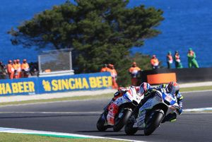 Torres, Danilo Petrucci, Pramac Racing