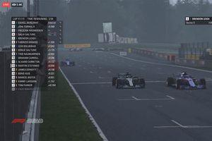Ronde 2 van de Formula 1 Esports Pro Series