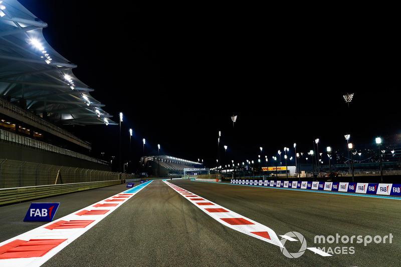 Abu Dhabi Nagydíj - F1 2018