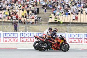 Johann Zarco, Pramac Racing, Brad Binder, Red Bull KTM Factory Racing