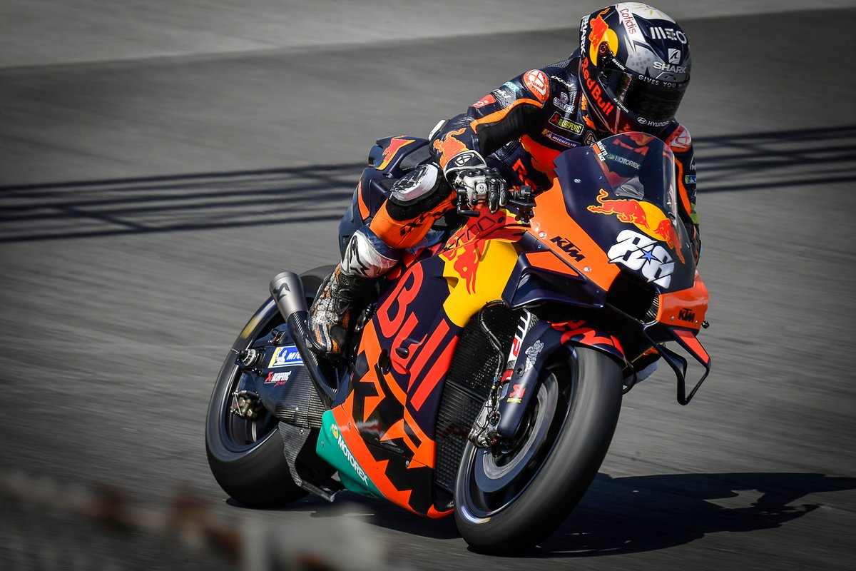 Gran Premio de Catalunya: Miguel Oliveira, Red Bull KTM Factory Racing