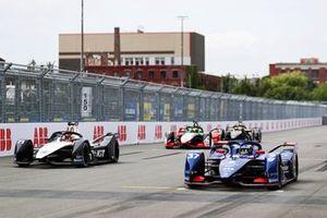 Nick Cassidy, Envision Virgin Racing, Audi e-tron FE07, Norman Nato, Venturi Racing, Silver Arrow 02, Lucas Di Grassi, Audi Sport ABT Schaeffler, Audi e-tron FE07