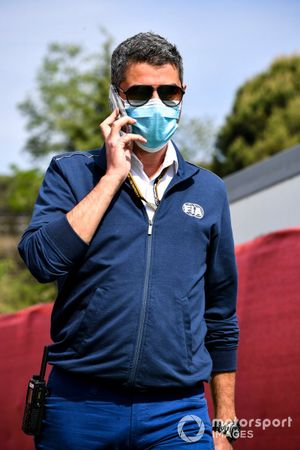 Майкл Маси, руководитель гонок Ф1