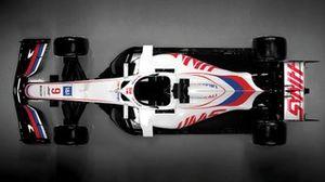 F1 2021 Haas VF21