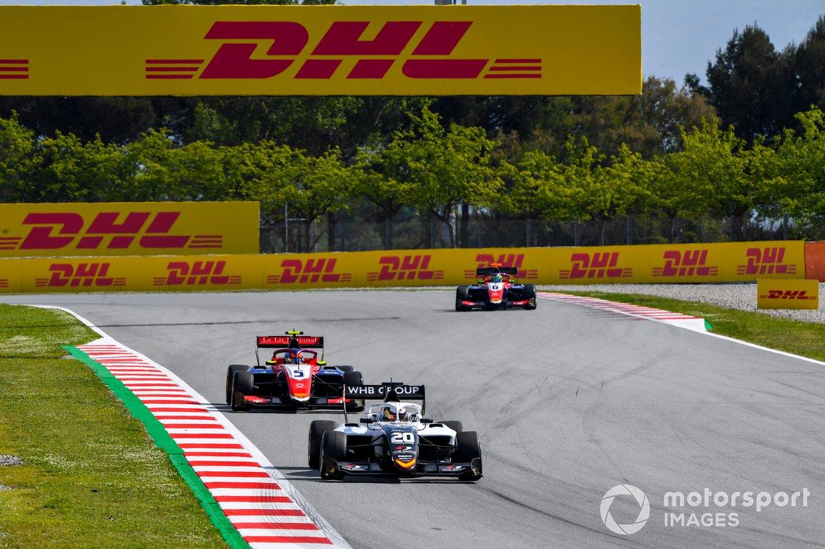 Laszlo Toth, Campos Racing y Clement Novalak, Trident