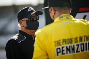 Scott McLaughlin, Team Penske Chevrolet, Rick Mears