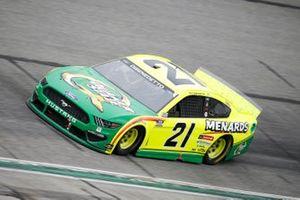 Matt DiBenedetto, Wood Brothers Racing, Ford Mustang Menards / Quaker State