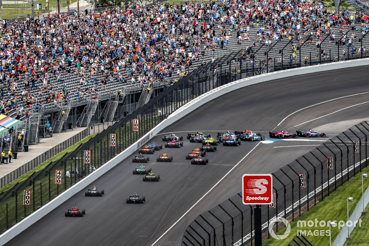 Arrancada, Romain Grosjean, Dale Coyne Racing with RWR Honda,