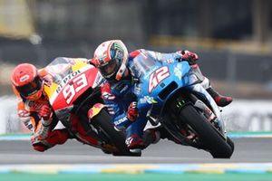 Alex Rins, Team Suzuki MotoGP, Marc Márquez, Repsol Honda Team
