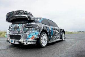 Screenshot Ford Puma Rally1