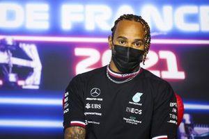 Льюис Хэмилтон, Mercedes F1, не пресс-конференции