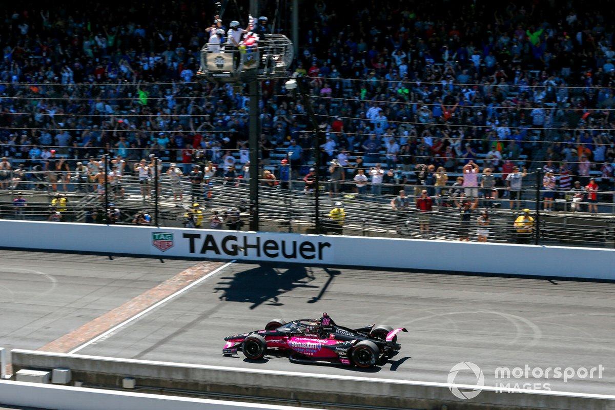 2021 - Helio Castroneves, Meyer Shank Racing Honda