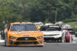 Kevin Harvick, B.J. McLeod Motorsports, Ford Mustang Henry Repeating Arms