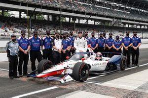 Stefan Wilson, Andretti Autosport Honda, team