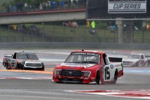 Tanner Gray, Team DGR, Ford F-150 Ford Performance, Paul Menard, ThorSport Racing, Toyota Tundra Mattei Air Compressors