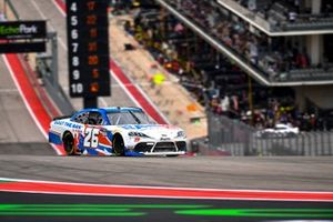 Kris Wright, Sam Hunt Racing, Toyota Supra DISCUSx