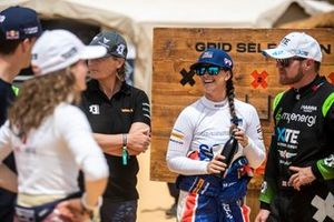 Sara Price, Chip Ganassi Racing et Oliver Bennett, Hispano Suiza Xite Energy Team