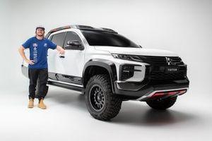 Toby Price, Mitsubishi Motors Trophy Truck