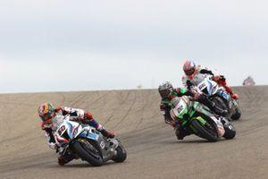 Michael van der Mark, BMW Motorrad WorldSBK Team, Alex Lowes, Kawasaki Racing Team WorldSBK, Tom Sykes, BMW Motorrad WorldSBK Team