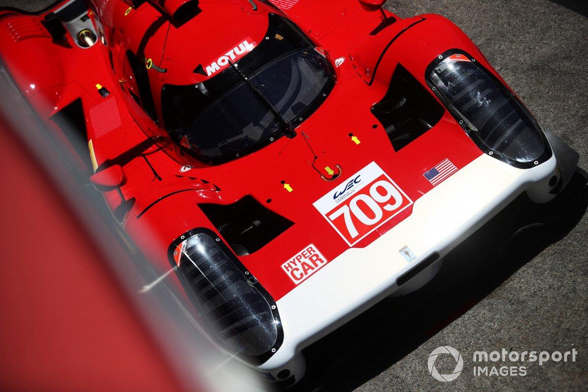 # 709 Glickenhaus Racing Glickenhaus 007 LMH