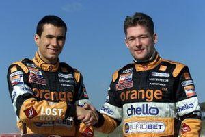 Enrique Bernoldi Y Jos Verstappen, Arrows